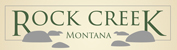 Rock Creek, Montana Logo